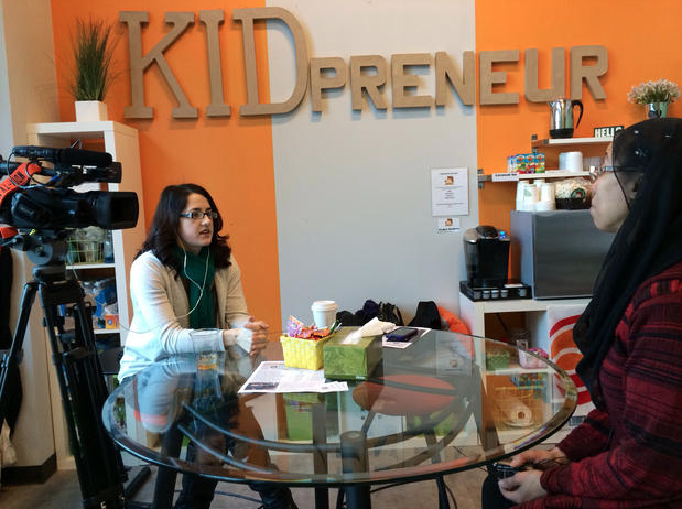 Local TV News Shines Spotlight on AccelerateKID (formerly known as Kidpreneur)