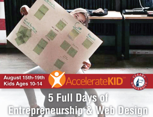 Entrepreneurship & Web Design Camp