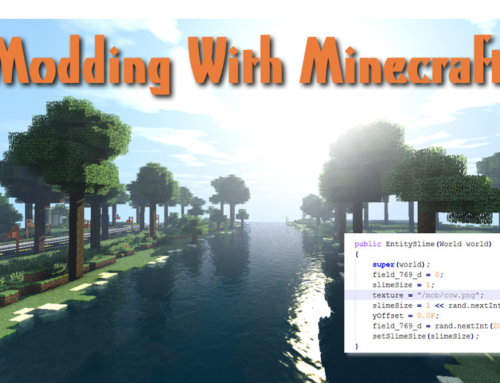 Minecraft:  The Next  TechEd