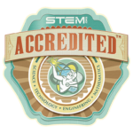 WE ARE STEM ACCREDITED!